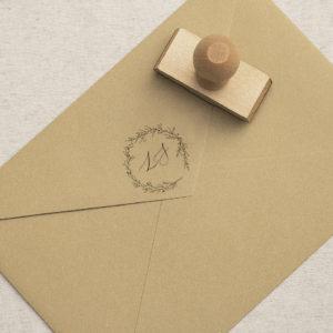sello para bodas